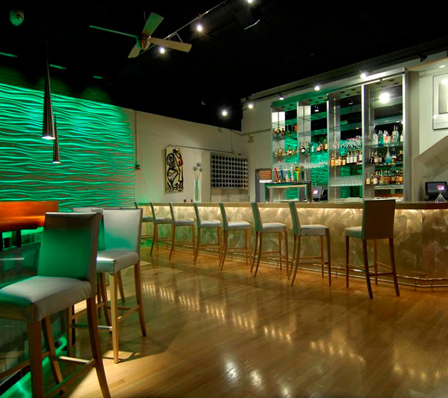 202 Market Restaurant Roanoke Upstairs
