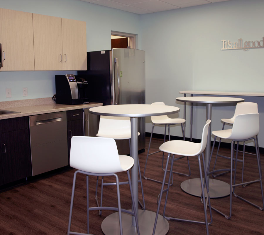 Associated Asphalt Breakroom