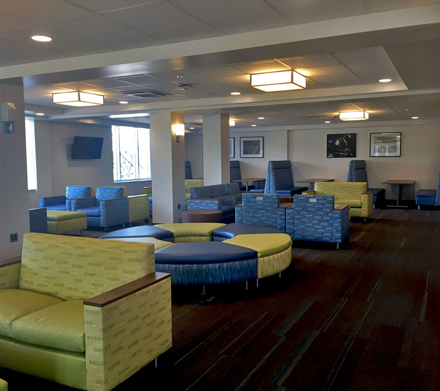Liberty University Dorm II interior3