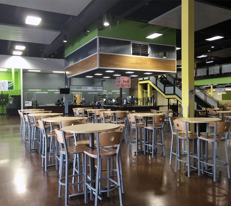 Liberty University - Student Center Cafeteria