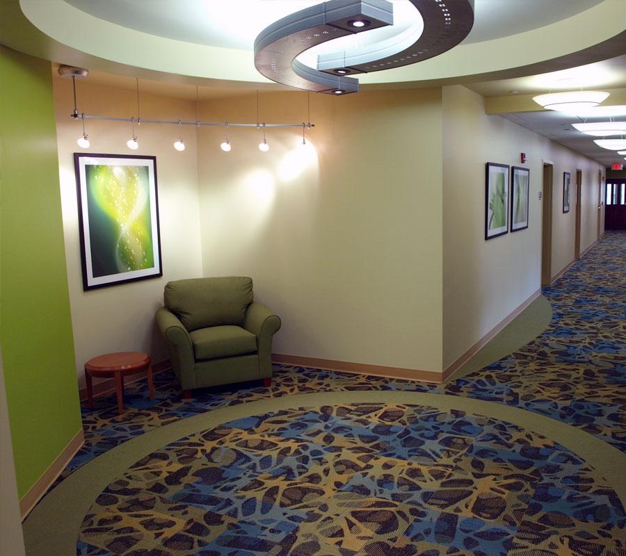 New Residence Hall, Roanoke College, VA