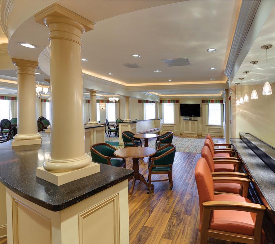 Friendship Manor Retirement Community, Roanoke, VA Residence Hall