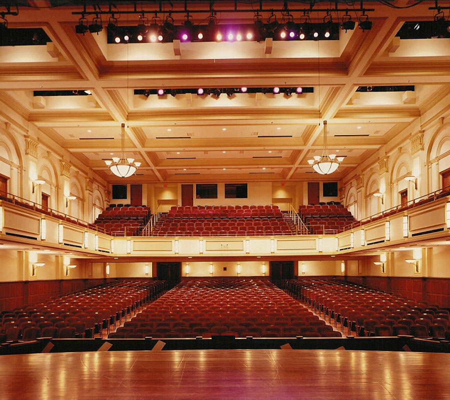 Jefferson Performing Arts Center Roanoke, VA