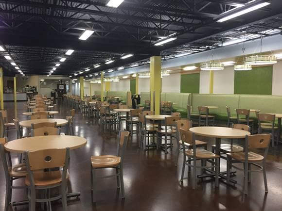 Liberty University – Tilley Student Center