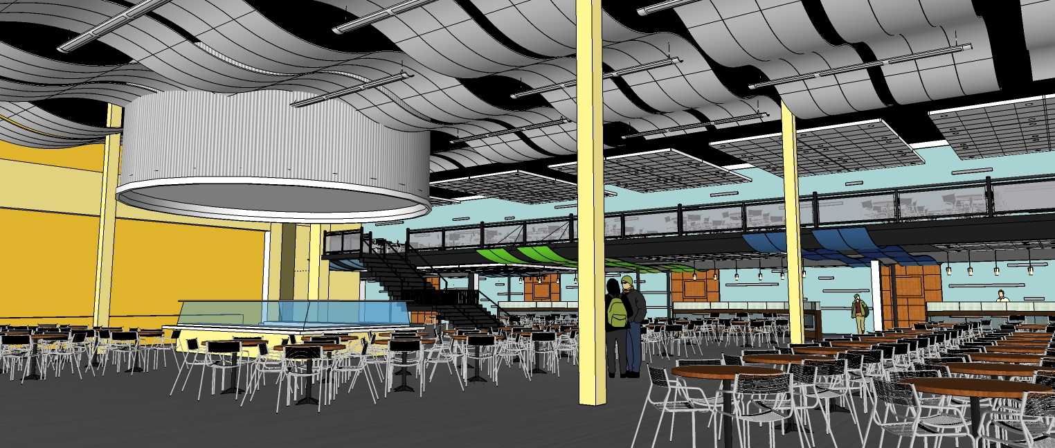 Interior Creations Rendering LU Layhe Tilly Dining