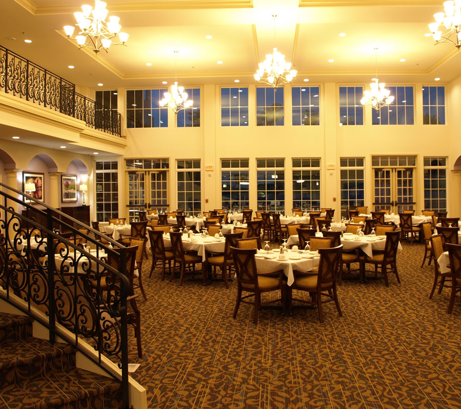 university park pemberson dining