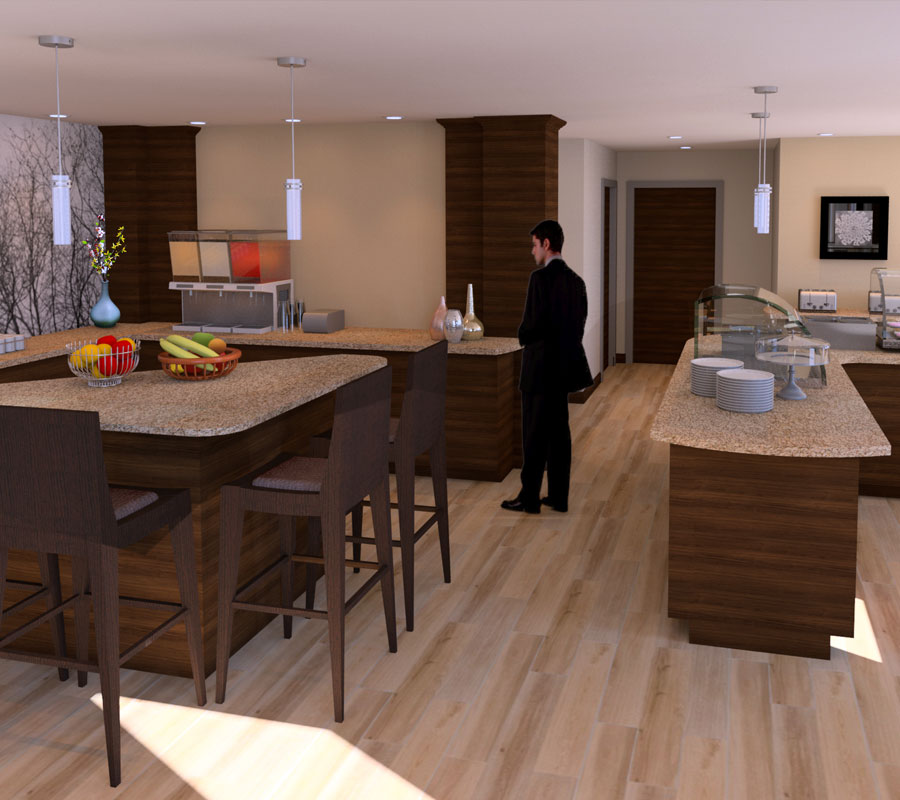 staybridge-breakfast-bar