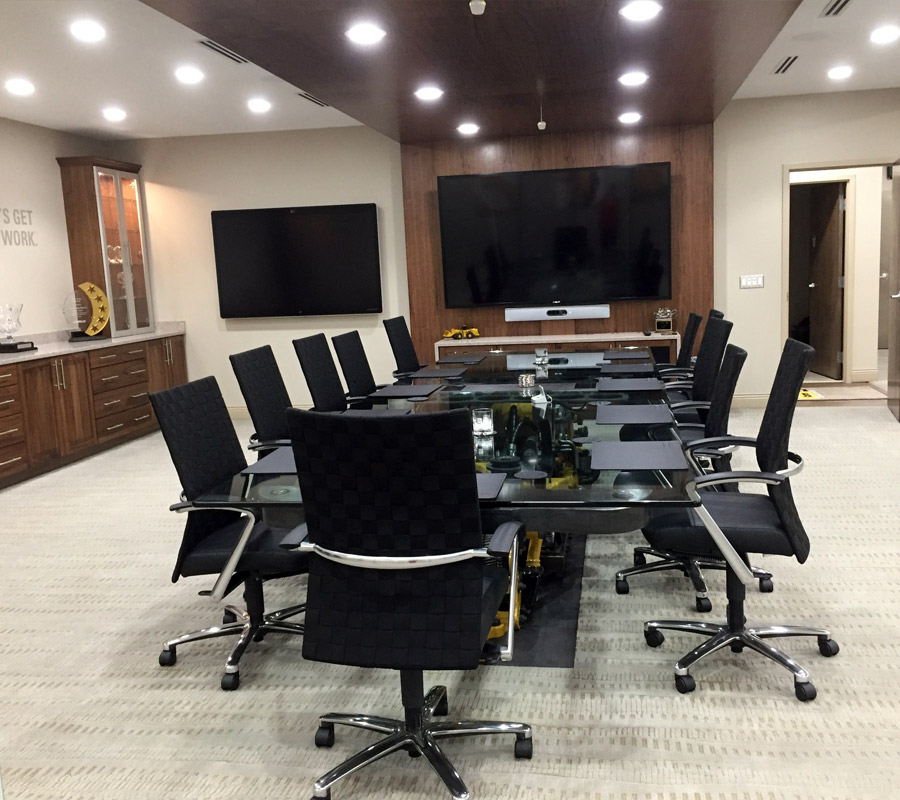 Carter Machinery Conference Room