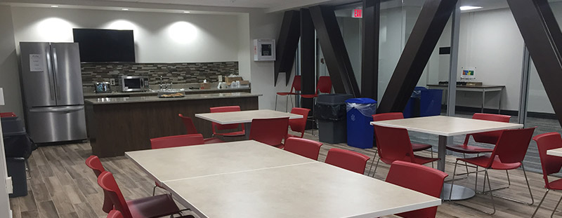 AEP Break Room rennovation