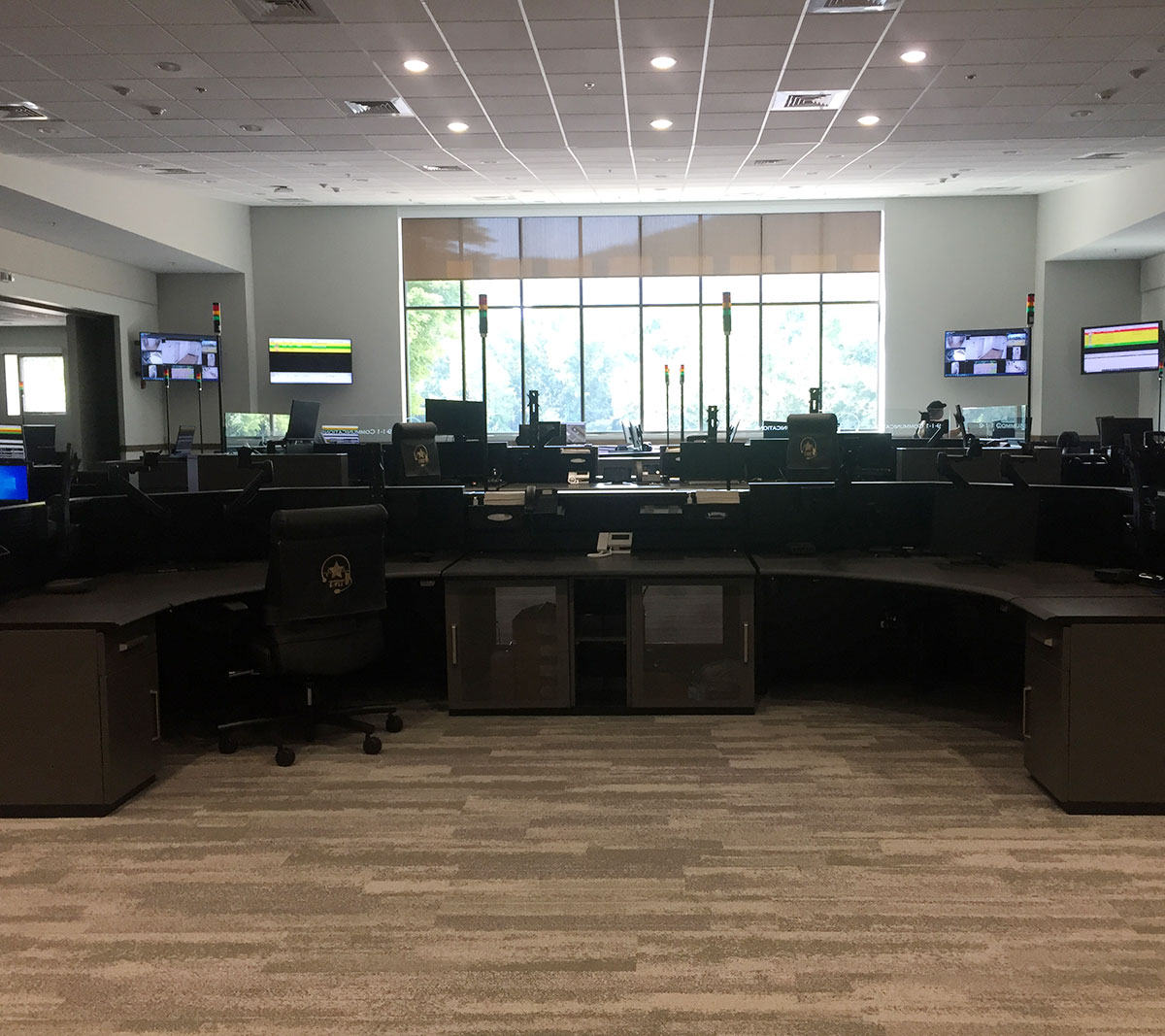 Command Center 911 Center